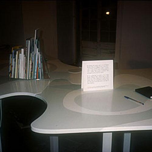Bordtabletisch #2, Lisbon