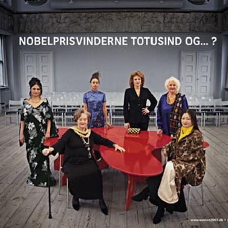 Nobelprisvinderne totusind og…?